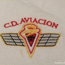 Coleccionismo deportivo: ORIGINAL   FÚTBOL   TALLA M  CD AVIACIÓN MATCH WORN (EXCLUSIVA MUNDIAL EN TC). Lote 222269405