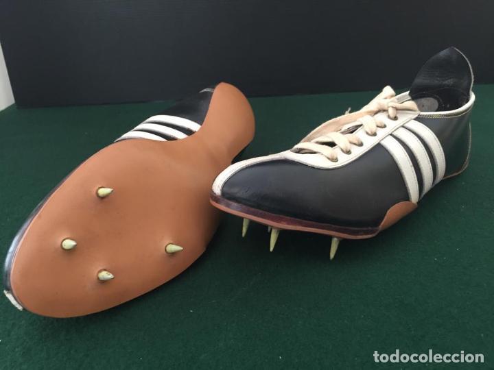 Coleccionismo deportivo: ADIDAS ATLETISMO MARCA SPRINT - CON SU CAJA ORIGINAL - Foto 2 - 222583301