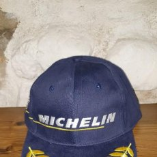 Collectionnisme sportif: GORRA MICHELIN VINTAGE. Lote 222882910