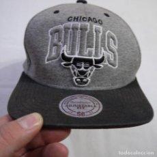 Collectionnisme sportif: GORRA CHICAGO BULLS NBA - MITCHELL & NESS - NBA HARDWOO CLASSICS. Lote 230905680