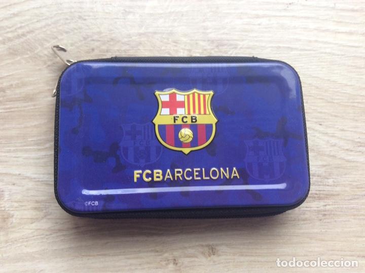 FÚTBOL CLUB BARCELONA CARTERA MONEDERO NUEVA (Coleccionismo Deportivo - Ropa y Complementos - Complementos deportes)