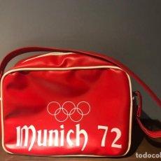 Coleccionismo deportivo: BOLSA DE DEPORTE MUNICH 72. Lote 234768010