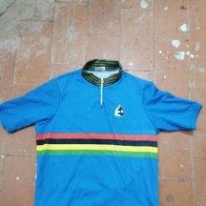 Coleccionismo deportivo: ANTIGUO MAILLOT DE CICLISMO ETXEONDO. Lote 236549995