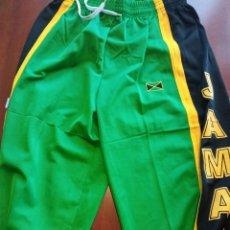 Coleccionismo deportivo: JAMAICA PANTALON ARTES MARCIALES EQU M TROWSERS RASTA REGGAE. Lote 246313825