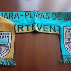 Coleccionismo deportivo: PAJARA PLAYAS SCARF FOOTBALL BUFANDA FUTBOL SCIARPA. Lote 249458630