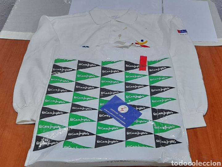 Coleccionismo deportivo: Sudadera Olimpiada Barcelona 92. Ver fotos. - Foto 2 - 252215125