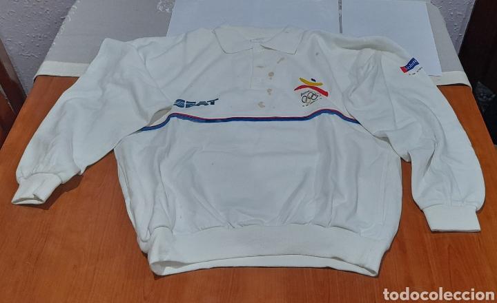 Coleccionismo deportivo: Sudadera Olimpiada Barcelona 92. Ver fotos. - Foto 3 - 252215125