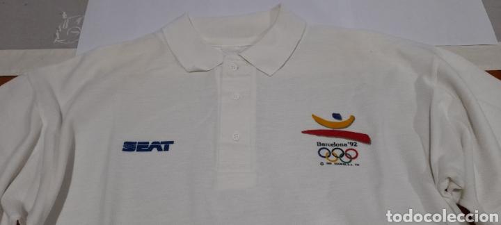 Coleccionismo deportivo: POLO Olimpiadas Barcelona 92. Ver fotos. - Foto 3 - 252217190