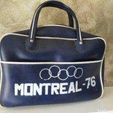 Coleccionismo deportivo: BOLSA VINTAGE MONTREAL 75. Lote 257277070