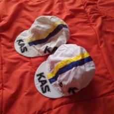 Coleccionismo deportivo: GORRAS CICLISTA EQUIPO KAS CICLISMO. Lote 258261430