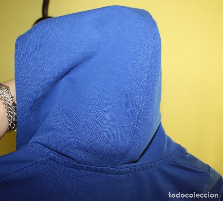 Coleccionismo deportivo: Chaqueta Marshall de chándal con capucha, talla 10 - Foto 6 - 263947525