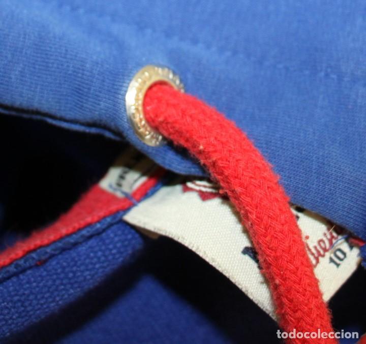 Coleccionismo deportivo: Chaqueta Marshall de chándal con capucha, talla 10 - Foto 8 - 263947525