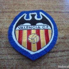 Coleccionismo deportivo: PARCHE BORDADO ESCUDO VALENCIA C.F.. Lote 267705049