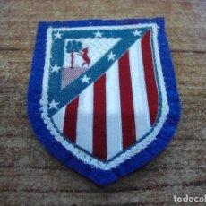 Coleccionismo deportivo: PARCHE BORDADO ESCUDO ATLETICO DE MADRID. Lote 267705179