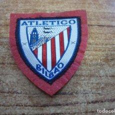 Coleccionismo deportivo: PARCHE BORDADO ESCUDO ATLETICO BILBAO. Lote 267705224