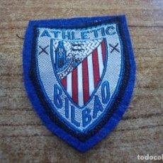 Coleccionismo deportivo: PARCHE BORDADO ESCUDO ATHLETICO BILBAO. Lote 267705274