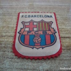 Coleccionismo deportivo: PARCHE ESCUDO F C BARCELONA. Lote 267857924