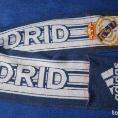 Coleccionismo deportivo: BUFANDA REAL MADRID - ADIDAS. Lote 269741188