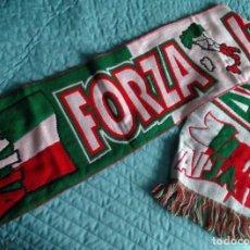 Coleccionismo deportivo: BUFANDA ITALIA. Lote 277448568