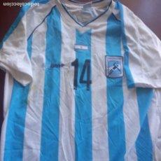Coleccionismo deportivo: ARGENTINA HANDBOL HANDBALL BALONMANO MATCH WORN CAMISETA SHIRT JERSEY XL. Lote 277690323