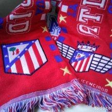 Coleccionismo deportivo: BUFANDA FÚTBOL. ATLÉTICO DE MADRID. Lote 278408498