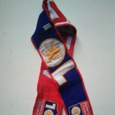 Coleccionismo deportivo: BUFANDA ORIGINAL OLYMPIQUE DE LYON. Lote 278410743