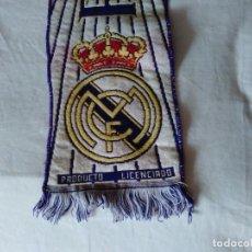 Coleccionismo deportivo: BUFANDA REAL MADRID SANTIAGO BERNABEU. PRODUCTO LICENCIADO. Lote 278796113