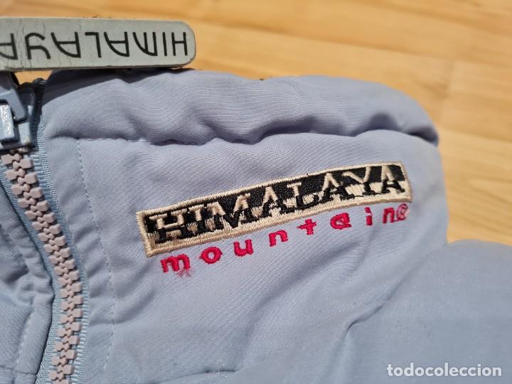 Coleccionismo deportivo: CHALECO MOUNTAIN HIMALAYA - Foto 9 - 288386223