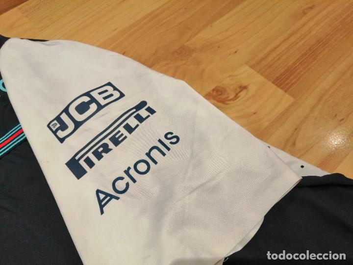 Coleccionismo deportivo: CAMISETA TEAM F1 WILLIAMS MARTINI RACING MERCEDES (NUEVA EN DIVERSAS TALLAS) - Foto 22 - 288578758