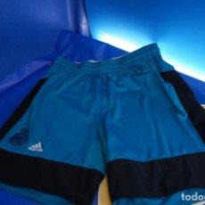 Coleccionismo deportivo: PANTALONES CORTOS BALONCESTO ADIDAS. REAL MADRID TALLA XL.. Lote 295280733