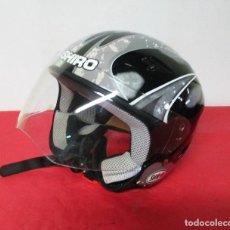 Coleccionismo deportivo: CASCO MOTO SHIRO - JT SH 20 SHIR - TALLA XL - EN PERFECTO ESTADO. Lote 295300688