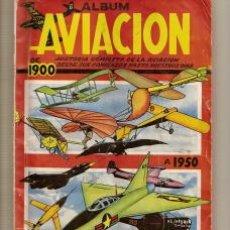 Coleccionismo Cromos antiguos: AVIACION DE 1900 A 1950 - 286 CROMOS - TAMBIEN SUELTOS. Lote 20576187