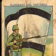 Coleccionismo Cromos antiguos: CROMO Nº 10 - PRUSIA - COLECCIÓN BANDERAS DEL UNIVERSO - CHOCOLATES AMATLLER/GUILLEN - AÑOS 20. Lote 8449686