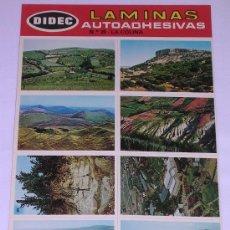 Coleccionismo Cromos antiguos: LAMINAS AUTOADHESIVAS * DIDEC * PRIMERA SERIE. Nº 39 LA COLINA. Lote 29427685