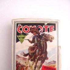 Coleccionismo Cromos antiguos: 79 CROMOS ANTIGUOS EL COYOTE. Lote 26930468
