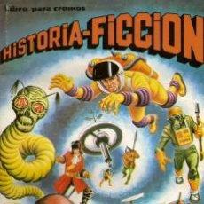 Coleccionismo Cromos antiguos: HISTORIA FICCION 17 CROMOS - TAMBIEN SUELTOS. Lote 48434680