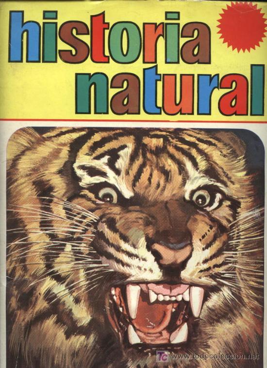 HISTORIA NATURAL 274 CROMOS - TAMBIEN SUELTOS (Coleccionismo - Cromos y Álbumes - Cromos Antiguos)