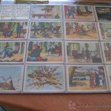 Coleccionismo Cromos antiguos: COLECCION COMPLETA VIAJE AL CENTRO DE TIERRA 162 CROMOS AÑO 1958 CHOCOLATES LLOVERAS + REGALO (AB-1). Lote 26495756