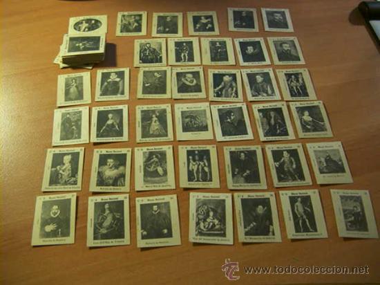 COLECCION COMPLETA 80 CROMOS ( SERIE B )MUSEO NACIONAL DEL PRADO ( MUY ANTIGUO ) (CRIP5) (Coleccionismo - Cromos y Álbumes - Cromos Antiguos)