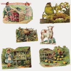 Coleccionismo Cromos antiguos: CHOCOLATES AMATLLER -BARCELONA. Lote 9363620