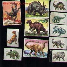 Sammeln alte Sammelbilder - bollycao dinosaurios recortitos vpa - 13564631