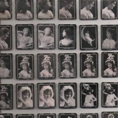 Coleccionismo Cromos antiguos: 94 FOTOTIPIAS EN LOTE DE LA SERIE Nº 13. Lote 19451341