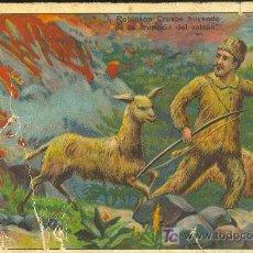 Coleccionismo Cromos antiguos: CROMO CARAMELO PASARON. Lote 11149359