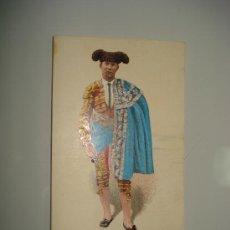 Coleccionismo Cromos antiguos: CANDIDO MUÑOZ (PULGUITA) CROMOLITOGRAFIA - REGALO DE CHOCOLATES JAIME BOIX - AÑO 1900S.. Lote 16545611