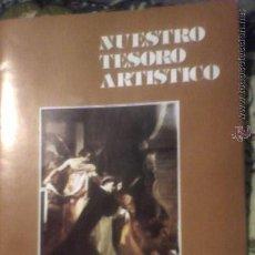 Coleccionismo Cromos antiguos: ALBUM DE CROMOS COMPLETO NUESTRO TESORO ARTISTICO ALICANTE COLECCIONABLE LA VERDAD 1970. Lote 27590542