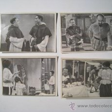 Coleccionismo Cromos antiguos: FRAY ESCOBA - CHOCOLATES GREFER - CROMOS SUELTOS. Lote 20119506