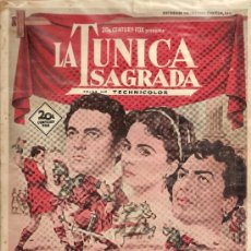 Coleccionismo Cromos antiguos: LA TUNICA SAGRADA 63 CROMOS - TAMBIEN SUELTOS. Lote 20272605