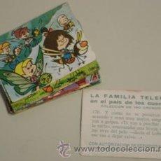 Coleccionismo Cromos antiguos: CROMOS FAMILIA TELERIN -EN EL PAÍS DE LOS CUENTOS. Lote 56343220