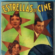 Coleccionismo Cromos antiguos: LOTE DE CROMOS. CROMOS SUELTOS; 1,50 €. ESTRELLAS DE CINE. ALBUM NESTLE, 1936.. Lote 174249567