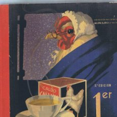 Coleccionismo Cromos antiguos: LOTE DE CROMOS. CROMOS SUELTOS; 0,50 €. DEL PRIMER ÁLBUM GALLINA BLANCA, 1945.. Lote 205566245